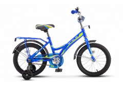 Велосипед Stels Jolly 16 V010 (2020) синий Один размер