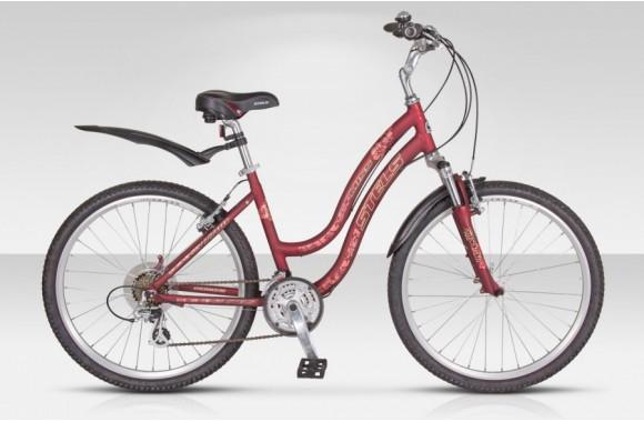 Женский велосипед Stels Miss 7700 (2014)