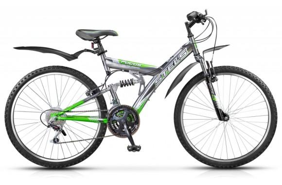 Двухподвесный велосипед Stels Focus 18 Speed (2014)