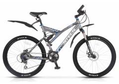 Двухподвесный велосипед Stels Navigator Disc (2014)