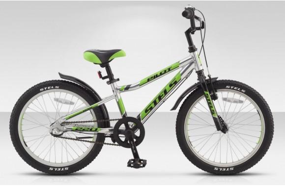 Детский велосипед Stels Pilot 220 Boy (2014)