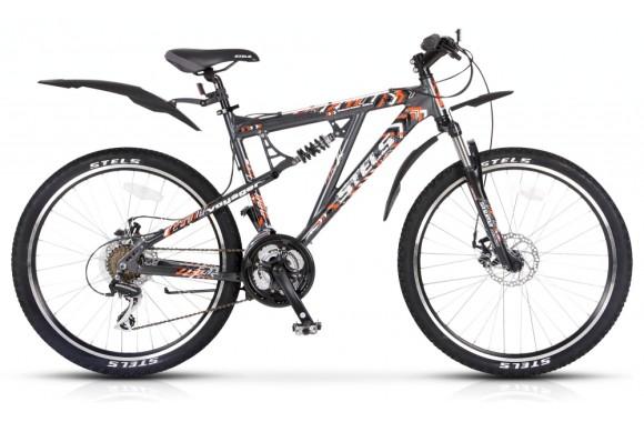 Двухподвесный велосипед Stels Voyager (2014)