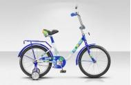 Детский велосипед Stels Flash 16 (2014)