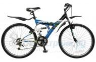 Двухподвесный велосипед Stels Focus 18 скоростей (2010)