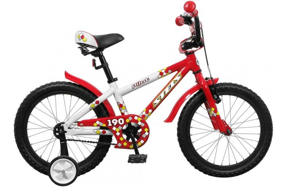 "Детский велосипед Stels Pilot 190 18"" (2010)"