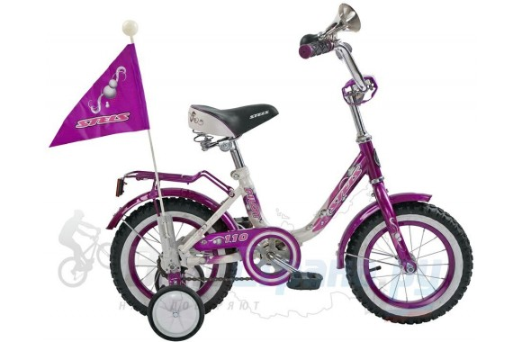 "Детский велосипед Stels Pilot 110 12"" (2010)"