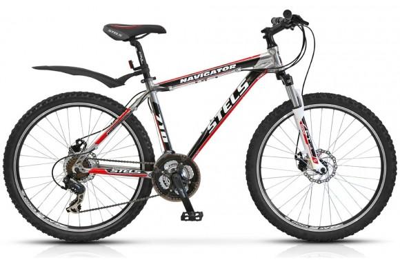 Горный велосипед Stels Navigator 710 Disc (2012)