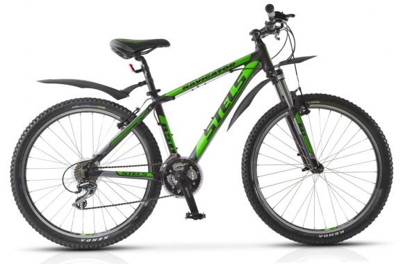 Горный велосипед Stels Navigator 850 (2012)