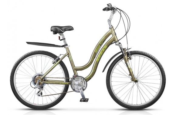 Женский велосипед Stels Miss 7300 (2012)
