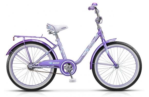 Детский велосипед Stels Pilot 200 Girl (2012)