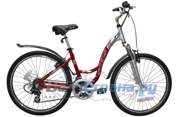 Женский велосипед Stels Miss 7500 (2011)