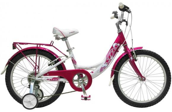 Детский велосипед Stels Pilot 230 Girl (2011)