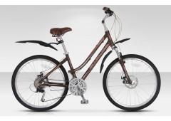 Женский велосипед Stels Miss 9500 disc (2014)