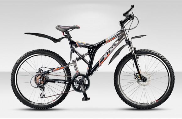 Двухподвесный велосипед Stels ADRENALIN Disc (2013)