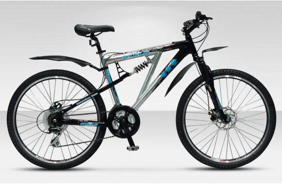 Двухподвесный велосипед Stels VOYAGER (2013)