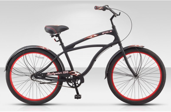 Комфортный велосипед Stels Navigator 150 3ск (2014)