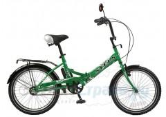 """Складной велосипед Stels Pilot 430 20"""" (2009)"""