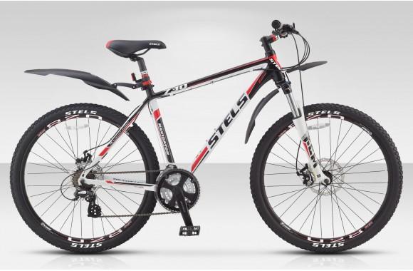 Горный велосипед Stels Navigator 730 Disc 27.5 (2014)