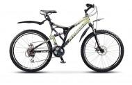 Двухподвесный велосипед Stels CHALLENGER Disc (2012)