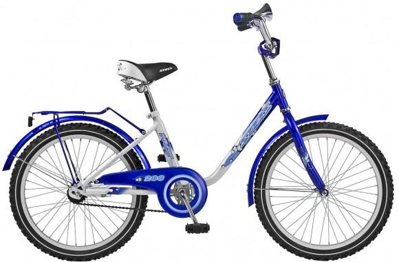 Детский велосипед Stels Pilot 200 Girl (2011)