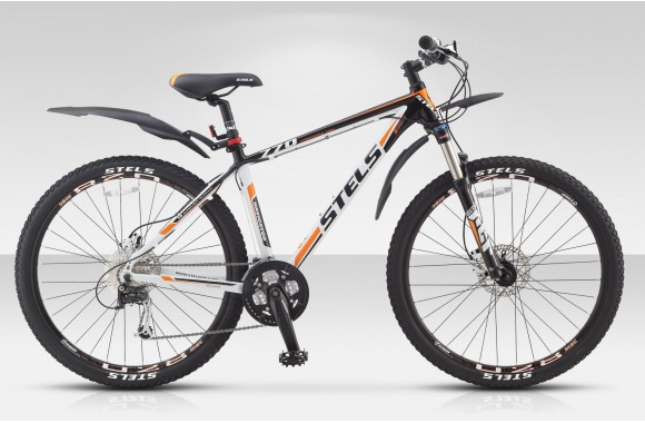 Горный велосипед Stels Navigator 770 Disc 27.5 (2014)