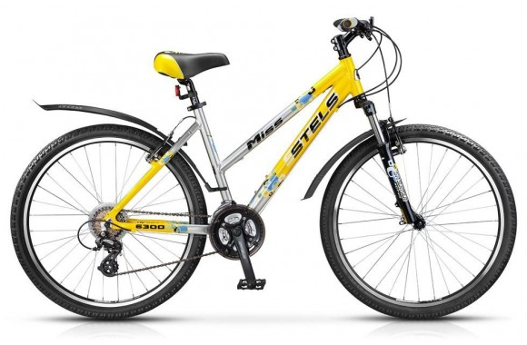 Женский велосипед Stels Miss 6300 (2012)