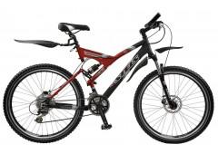 Двухподвесный велосипед Stels Navigator Disc (2011)