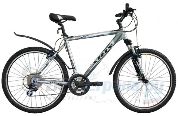Горный велосипед Stels Navigator 650 (2010)