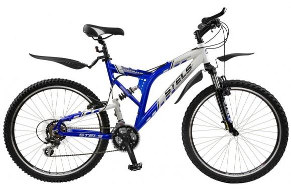 Двухподвесный велосипед Stels Adrenalin (2010)