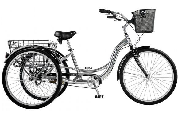 Комфортный велосипед Stels Energy-I (2011)