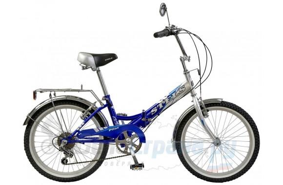 """Складной велосипед Stels Pilot 350 20"""" (2009)"""