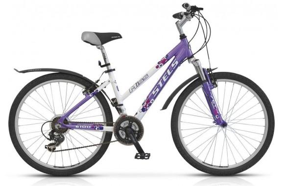 Женский велосипед Stels Miss 6100 (2012)