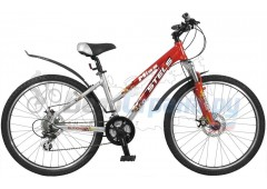 Женский велосипед Stels Miss 6700 (2011)