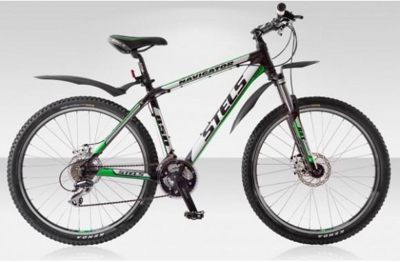 Горный велосипед Stels Navigator 850 Disc (2013)