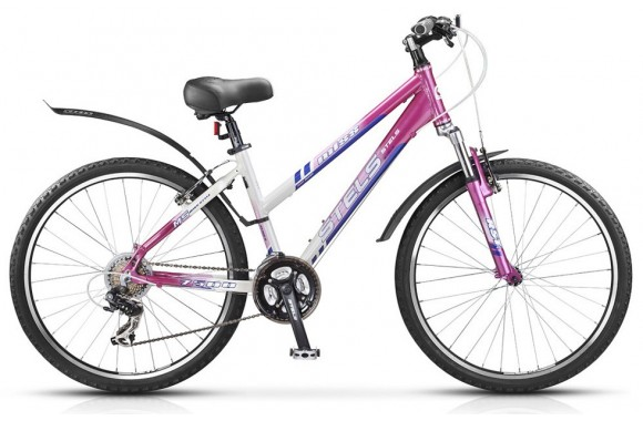 Женский велосипед Stels Miss 7500 (2012)