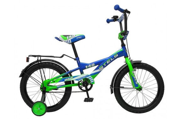 Детский велосипед Stels Pilot 140 18 (2011)