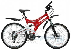 Двухподвесный велосипед Stels Ghost (2009)