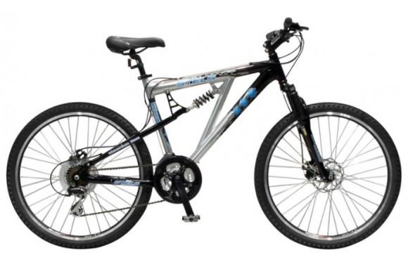 Двухподвесный велосипед Stels Voyager (2011)