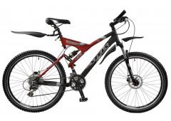 Двухподвесный велосипед Stels Navigator Disc (2009)