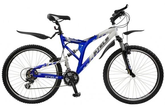 Двухподвесный велосипед Stels Adrenalin (2011)