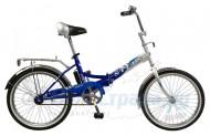 Складной велосипед Stels Pilot 410 (2008)