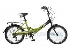 Складной велосипед Stels Pilot 650 (2008)