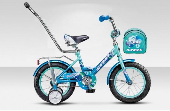 Детский велосипед Stels Dolphin 14 (2013)