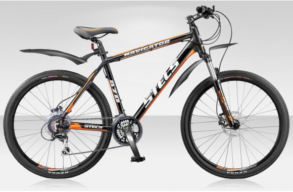 Горный велосипед Stels Navigator 870 Disc (2013)