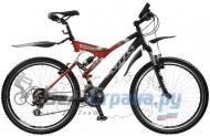 Двухподвесный велосипед Stels Navigator (2008)