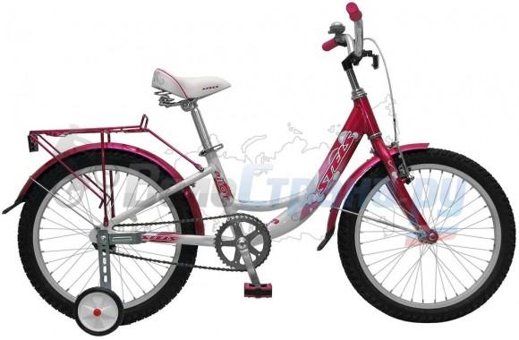 Детский велосипед Stels Pilot 210 Girl (2010)