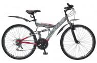 Двухподвесный велосипед Stels Focus 18 скоростей (2011)