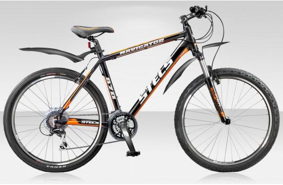 Горный велосипед Stels Navigator 870 (2013)