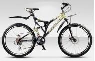 Двухподвесный велосипед Stels CHALLENGER Disc (2013)