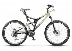Двухподвесный велосипед Stels Challenger Disc 26 (2011)